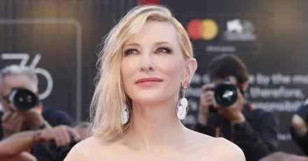 Cate Blanchett: So bringt sie Feminismus und Muttersein unter einen Hut