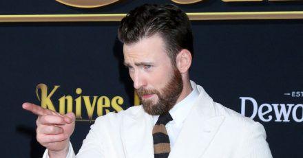 Chris Evans wäre gerne Spider-Man geworden, aber ...