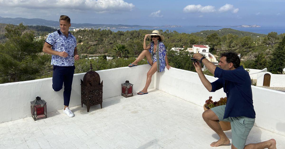 """Claudia Obert und Cedric Beidinger auf Ibiza: """"Wie im Himmel"""""""