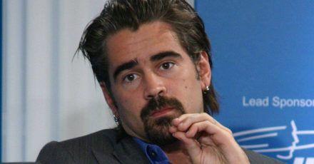 """Wird Colin Farrell alles zu viel? """"Vater zu sein ist härter als Schauspiel"""""""