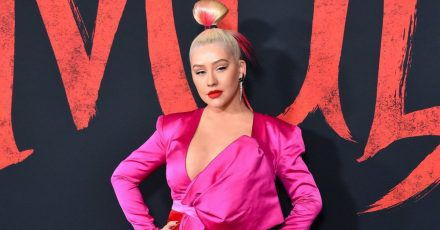 Christina Aguilera sollte anders heißen?