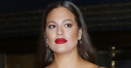 "Ashley Graham: ""Für Justin war es eine Qual. Er hat geheult"""