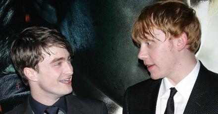 """Daniel Radcliffe über Rupert Grint: """"Wir stehen uns nicht mehr nahe"""""""