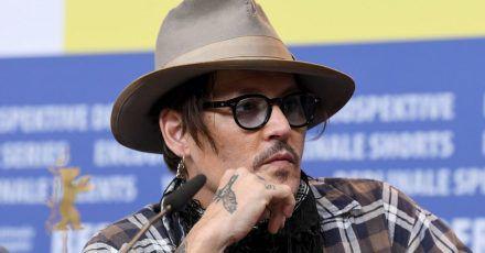 """Johnny Depp: """"Ein gebrochenes Herz kann man nicht flicken"""""""