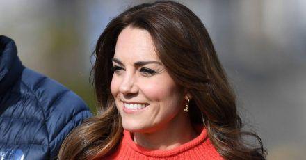 Kate Middleton wehrt sich gegen Gerüchte, sie sei faul