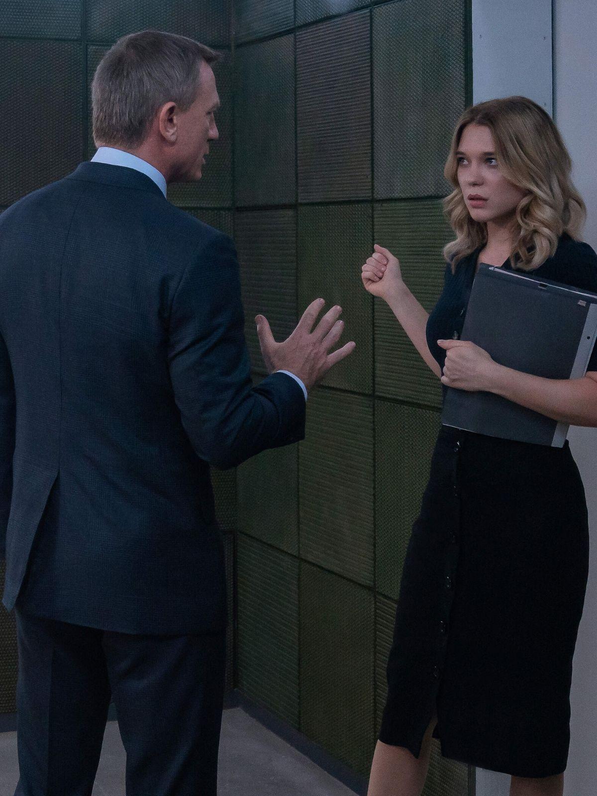 James Bond hat jetzt ne' Tochter?!