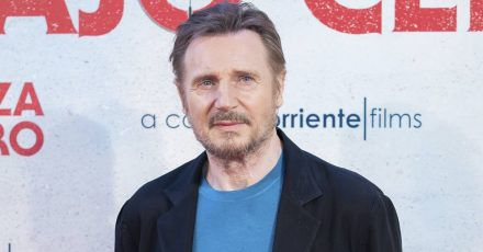 Liam Neeson: Mutter stirbt einen Tag vor ihrem 95. Geburtstag