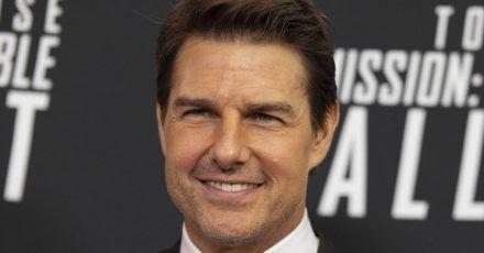 Tom Cruise: Umzug nach Großbritannien wegen Scientology?
