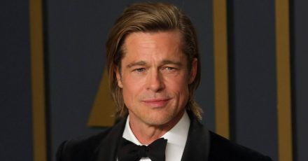"""Brad Pitt ist dankbar für seine Durhbruchrolle """"mit sehr hoher Stimme"""""""