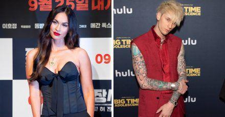 Megan Fox und Machine Gun Kelly: Romantisches Date in LA