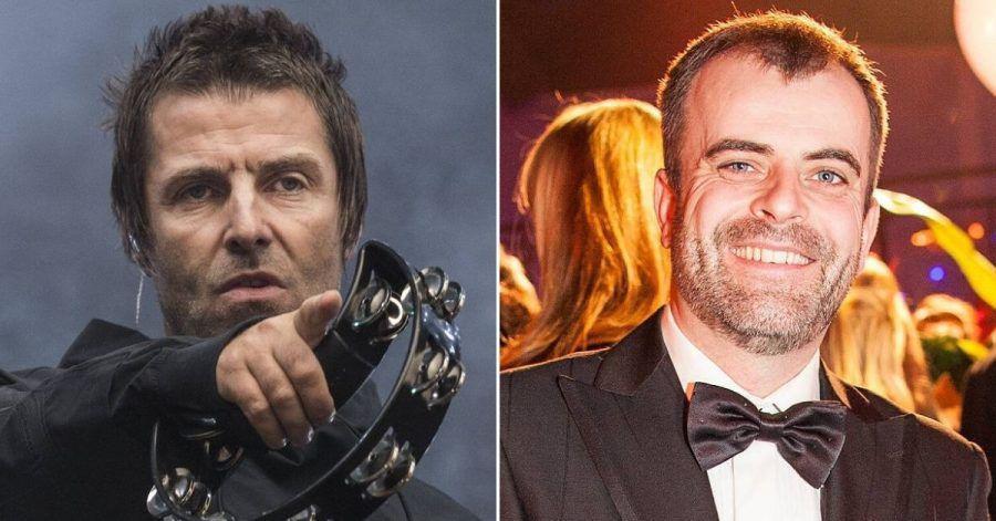 Liam Gallagher entging nur knapp Schlägerei im Fernsehen