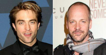 """Peter Sarsgaard steht auf Robert Pattinson als Batman: """"Er sieht großartig aus"""""""