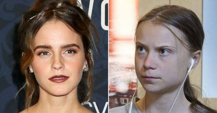 Emma Watson war früher wie Greta Thunberg?