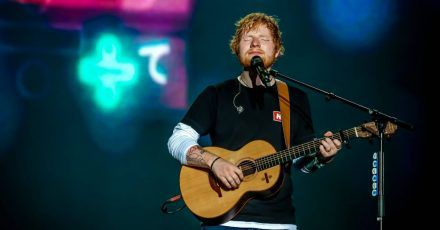 Ed Sheeran: Vor Auszeit noch Koop mit Jeremy Loops