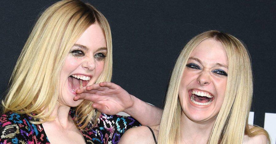 Elle und Dakota Fanning sind sich wegen Corona wieder näher