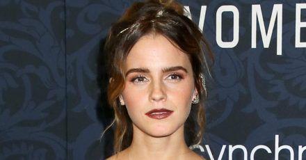 Emma Watson übt scharfe Kritik an J.K. Rowling
