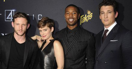 """""""Fantastic Four"""": Regisseur durfte keine schwarze Schauspielerin casten"""