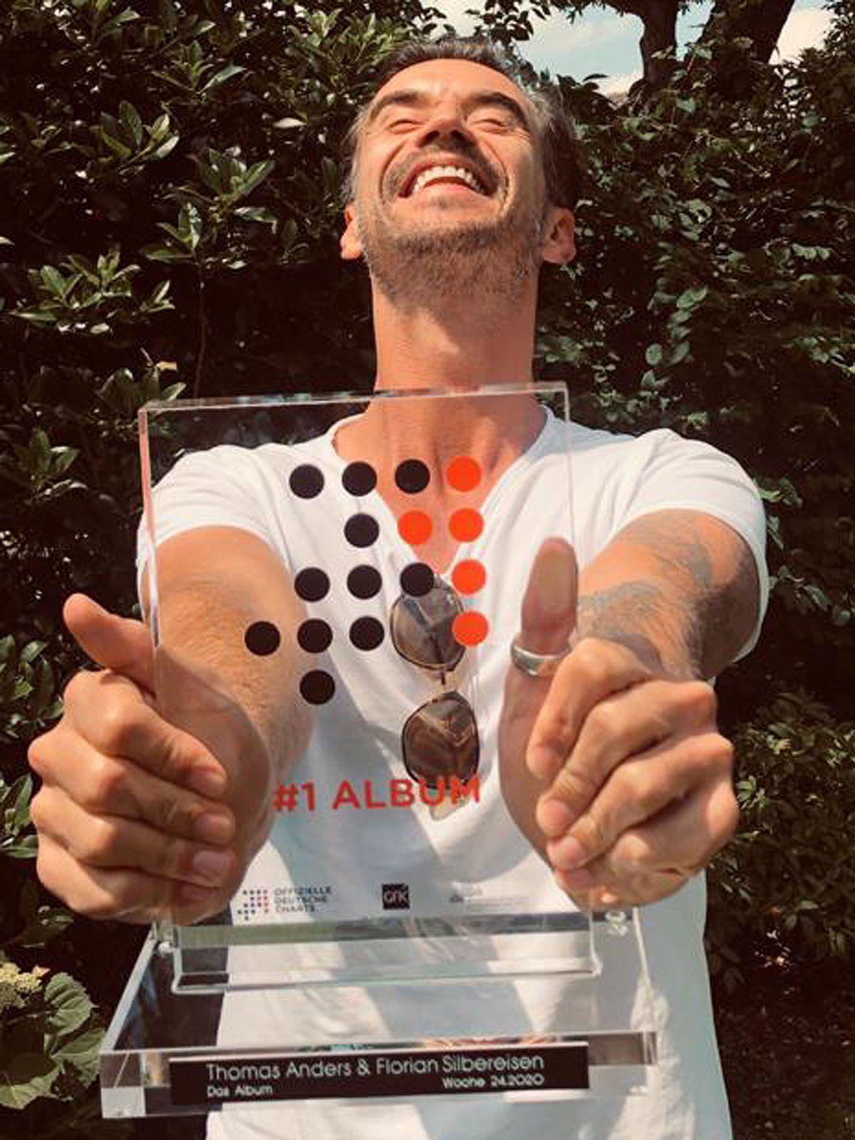 Florian Silbereisen und Thomas Anders: Wie gut ist ihr neues Nr.1- Album?