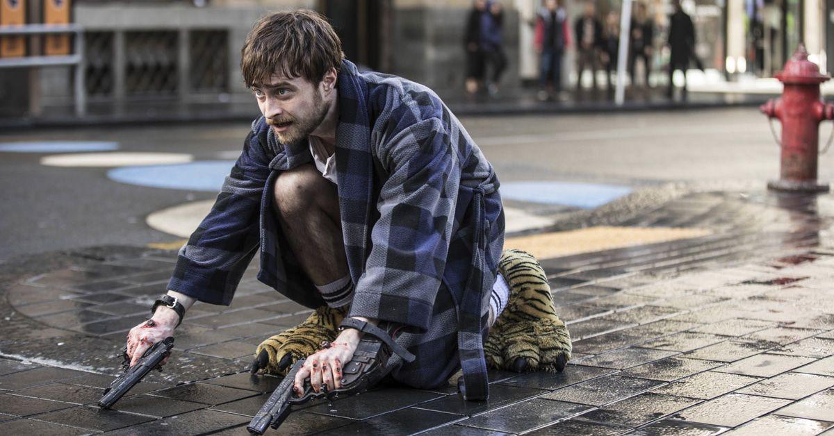 """Filmkritik """"Guns Akimbo"""" mit Daniel Radcliffe: Spiel auf Leben und Tod"""