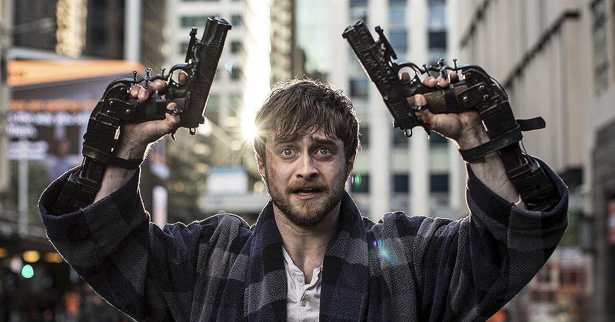 """Daniel Racliffe wieder im Kino. Aber was ist eigentlich """"Akimbo""""?"""