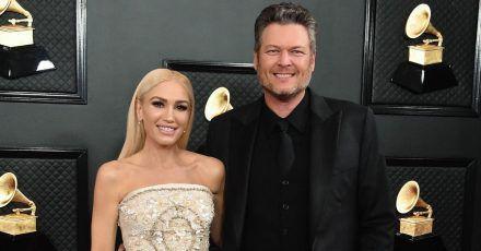 """Gwen Stefani: """"Blake ist mein bester Freund"""""""