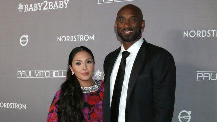 Vanessa und Kobe Bryant im Jahr 2019 bei einer Veranstaltung in Los Angeles