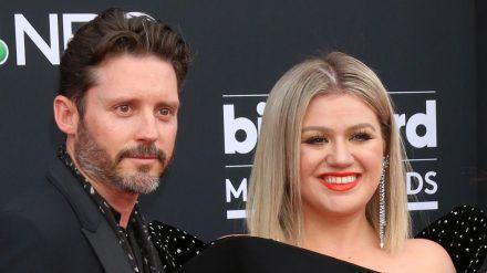 Brandon Blackstock und Kelly Clarkson gehen offenbar getrennte Wege.