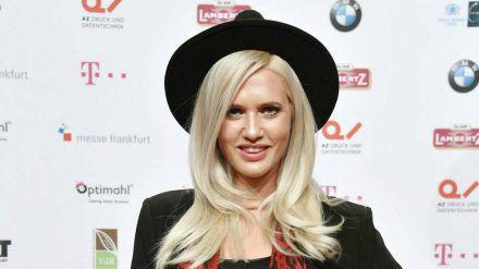 """Auch mit dabei: Die ehemalige """"Germany's next Topmodel""""- und Dschungelcamp-Teilnehmerin Sarah Knappik"""