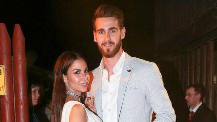 Sila Sahin und ihr Ehemann Samuel Radlinger (stk/spot)
