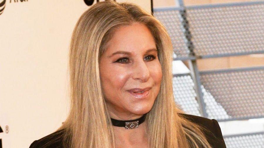 Barbra Streisand bei einem Auftritt in New York. (hub/spot)