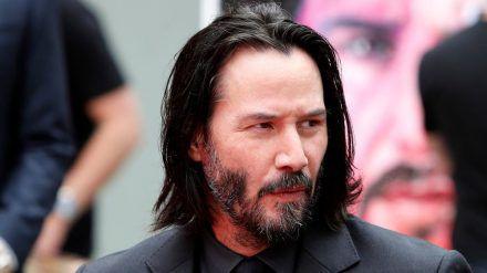Keanu Reeves zählt zu den beliebtesten Hollywood-Schauspielern. (elm/spot)