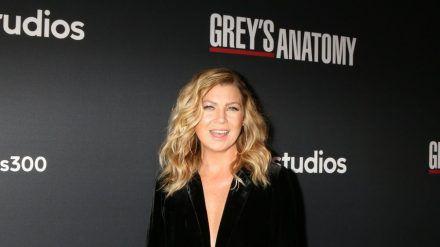 """Ellen Pompeo ist seit der ersten Folge in """"Grey's Anatomy"""" zu sehen. (cam/spot)"""