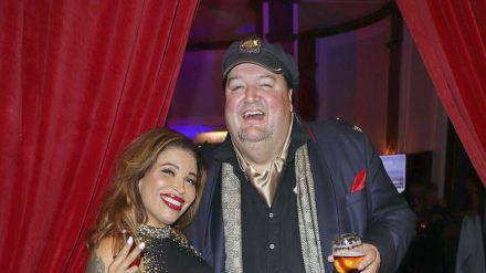 Patricia Blanco und Andreas Ellermann sind bald Mann und Frau (dr/spot)