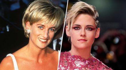 Prinzessin Diana (li.) wird in einem neuen Film von Kristen Stewart verkörpert. (jom/spot)