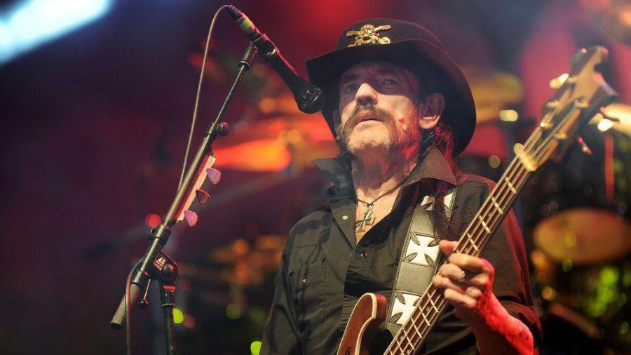 Lemmy Kilmister verstarb Ende 2015. (sob/spot)