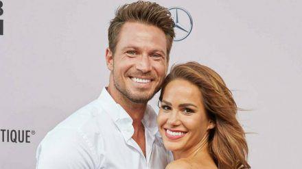 Sebastian und Angelina Pannek sind 2020 Eltern geworden. (sob/spot)