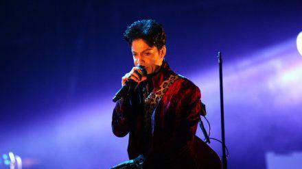 Prince während eines Konzerts in Budapest im Jahr 2011 (dr/spot)