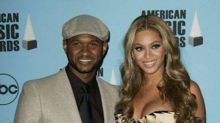 """Die beiden Musiker Usher und Beyoncé unterstützen die Forderungen der """"Juneteenth""""-Aktivisten (dr/spot)"""