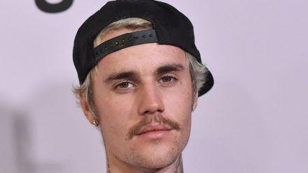 Justin Bieber bei einem Auftritt in Los Angeles. (hub/spot)