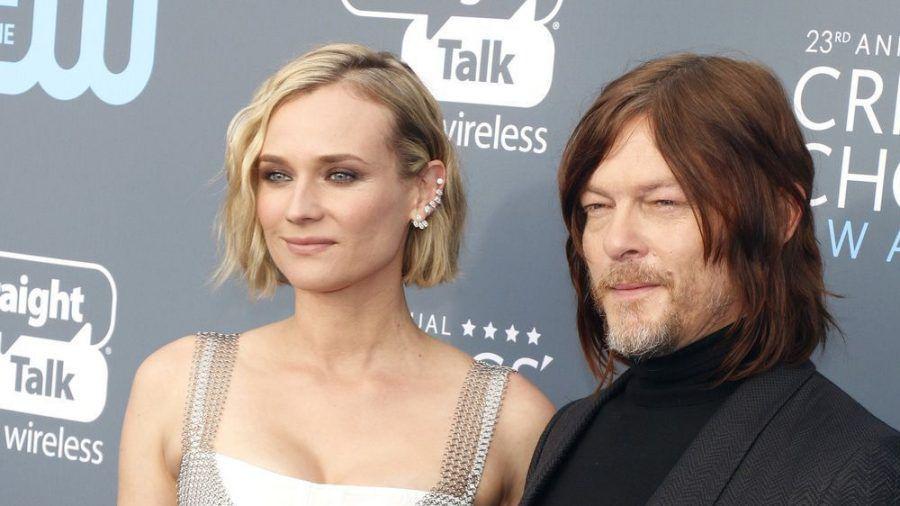 Diane Kruger und Norman Reedus haben eine gemeinsame Tochter. (ncz/spot)