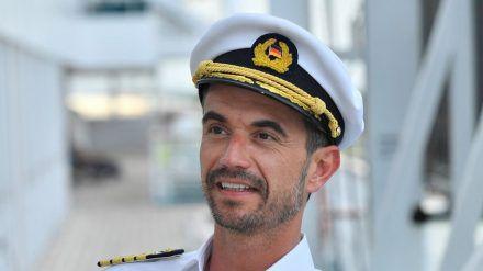 Florian Silbereisen als Kapitän Max Parger. (obr/spot)