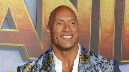 """Dwayne """"The Rock"""" Johnson wird zum Moderator. (sob/spot)"""