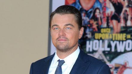 "Leonardo DiCaprio im vergangenen Sommer bei der Premiere von ""Once Upon a Time... in Hollywood"" in Los Angeles. (wag/spot)"