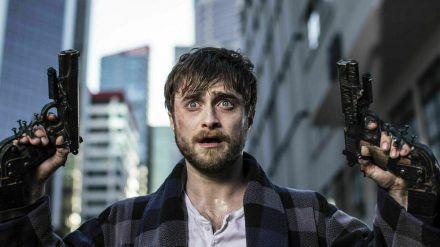 Miles (Daniel Radcliffe) findet sich urplötzlich in einem Spiel auf Leben und Tod wieder (stk/spot)