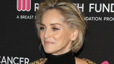 Sharon Stone bei einem Auftritt in Beverly Hills (hub/spot)