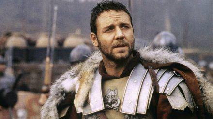 Russell Crowe als römische Feldherr Maximus Decimus Meridius. (rto/spot)