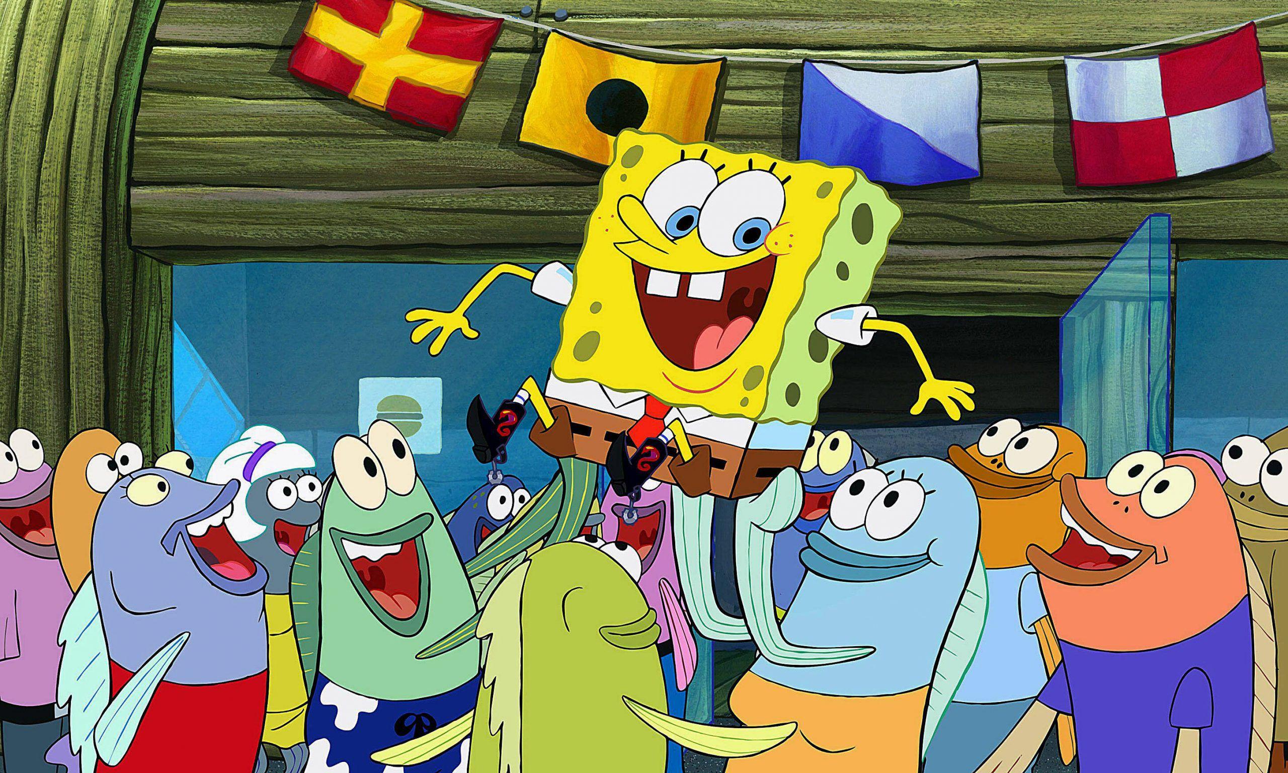 Ist Spongebob Schwul
