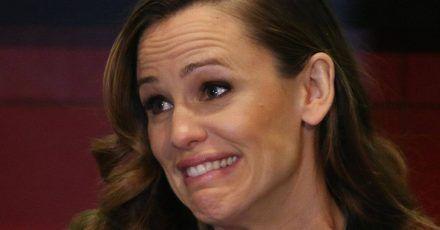 """Jennifer Garner gesteht: """"Ich weinte, während ich es aufnahm"""""""