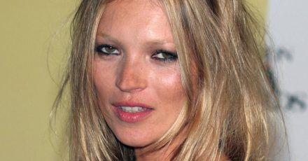 Kate Moss ist seit zwei Jahren clean