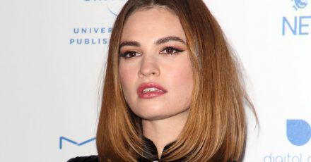 """Lily James: neue Rolle in """"The Paris Trap"""""""